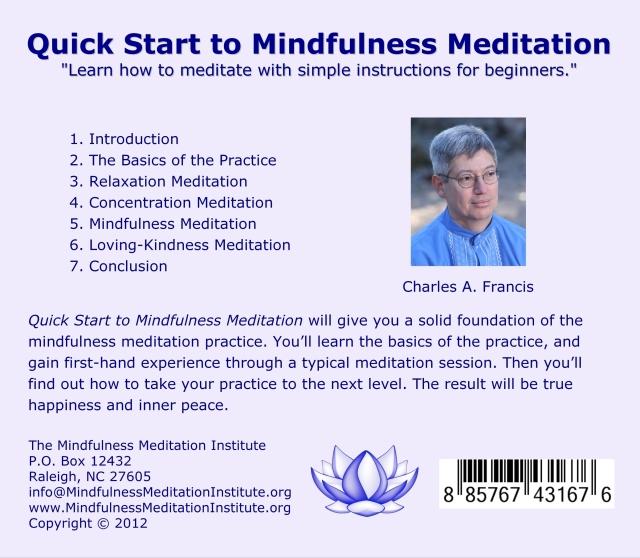 negen basishoudingen mindfulness